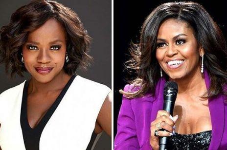 Powstanie serial o pierwszych damach Ameryki: wiemy kto zagra Michelle Obamę