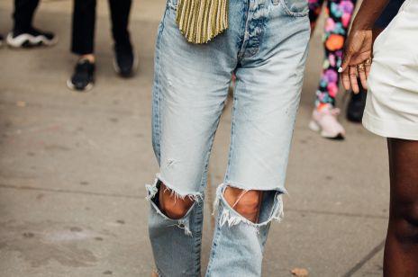 Modne jeansy na jesień 2019