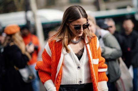 Kardigany na jesień 2019: moda trendy jesień 2019