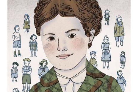 Irena Sendlerowa - ilustracja