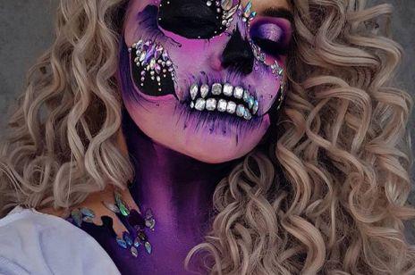 Makijaż na halloween 2019 - inspiracje