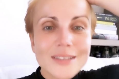 Katarzyna Zielińska prosi o pomoc dla chorej na białaczkę Ani