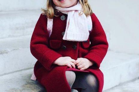 Księżniczka Charlotte w nowej szkole - jak radzi sobie dziewczynka?