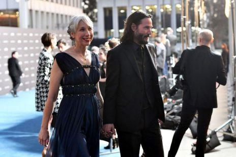 Keanu Reeves bierze ślub z Alexandrą Grant? Światowe media mówią tylko o tym