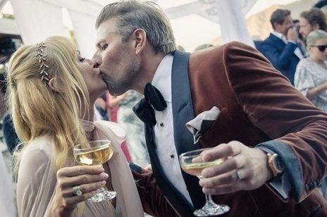 Izabella Scorupco opublikowała zdjęcia ze ślubu ze szwedzkim miliarderem