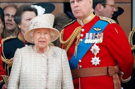Królowa Elżbieta odwołała urodziny Księcia Andrzeja oskarżonego o gwałt