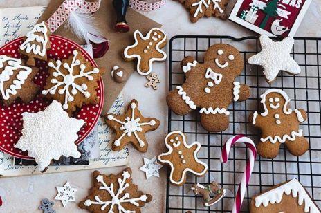 Pierniczki świąteczne: najpiękniejsze dekoracje z Instagrama