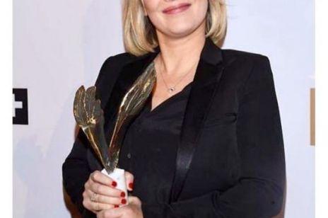 """Joanna Kulig zachwyca na pierwszych zdjęciach nowego serialu Netflixa """"The Eddy"""""""