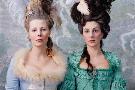 Marianne i Klaudia jako Maria Antonina
