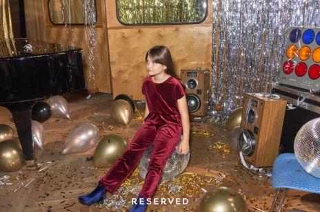 Happy Xmas - dziecięca kolekcja świąteczna Reserved 2019