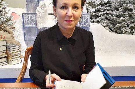 Olga Tokarczuk wspiera ważną akcję - z tej okazji napisała poruszające opowiadanie