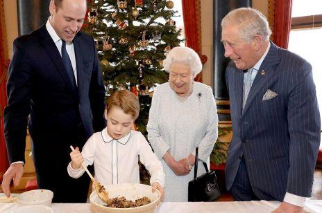 Jak rodzina królewska spędza święta? Urocze zdjęcia