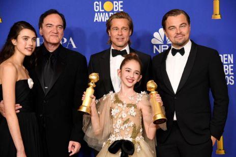 Złote Globy 2020 najlepsze filmy i seriale roku [PEŁNA LISTA NAGRODZONYCH]