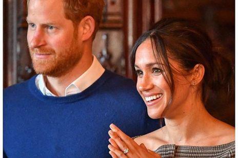 Meghan Markle książę Harry oficjalne oświadczenie