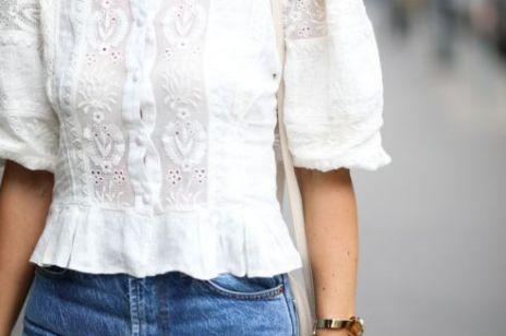 Trendy moda 2020: ta bluzka to super trend na wiosnę!