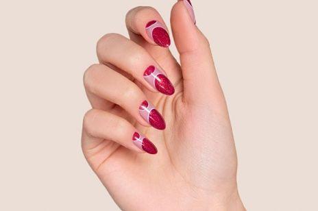 Paznokcie walentynkowe - najładniejsze pomysły na romantyczny manicure