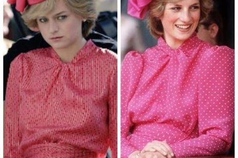 """""""The Crown 4"""": Jak wygląda serialowa księżna Diana? Mamy nowe zdjęcia z planu!"""