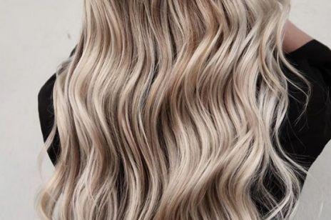 Buttercream blonde - maślany kolor włosów będzie hitem wiosny!