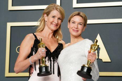 Laura Dern (Oscar dla Najlepszej Aktorki Drugoplanowej) i Renee Zellweger