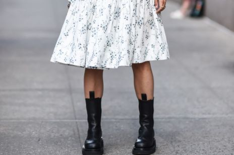 Ciężkie buty na wiosnę: trendy moda wiosna 2020