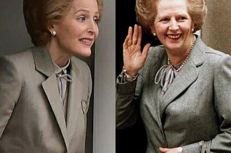 """The Crown 4"": niesamowita metamorfoza Gillian Anderson jako Margaret Thatcher"