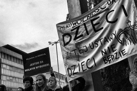Ultrakonserwatyści znów chcą całkowitego zakazu aborcji