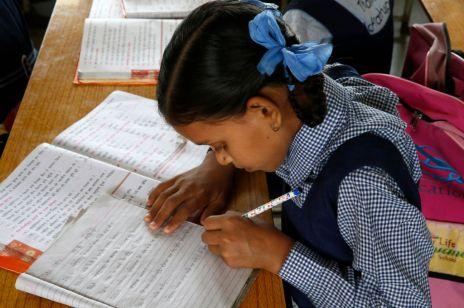 Skandal w prestiżowej szkole w Indiach