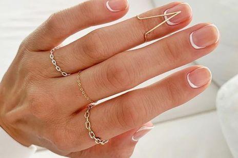 Reverse manicure to hit na wiosnę! Jak zrobić french w nowej odsłonie?