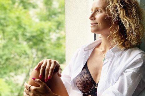 Monika Mrozowska pokazała brzuch po trzech ciążach: miała ważny powód