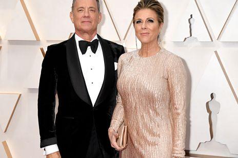 Tom Hanks i jego żona Rita zarażeni koronawirusem