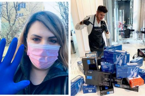 Akcja #branżabeautydlaszpitali: masz zapas maseczek i środków higieny? Podziel się ze szpitalem!