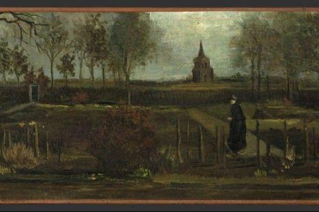 Skradziono obraz Van Gogha z zamkniętego na czas pandemii muzeum w Amsterdamie
