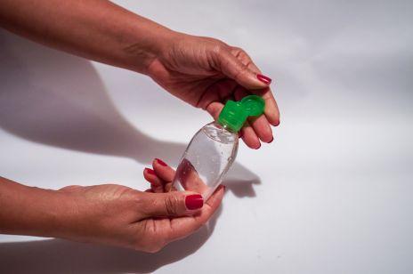 Czym dezynfekować ręce?