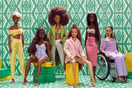 Lalka Barbie z cellulitem: przesada?