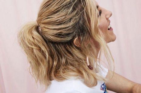 6 fryzur, które zrobisz w niecałe 5 minut