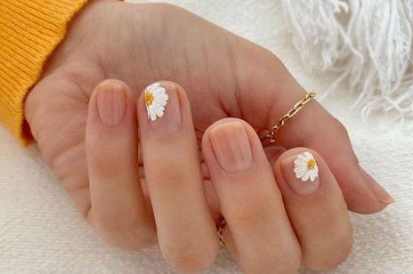 Do na zrobienia wzorki paznokcie samemu łatwe Łatwe do