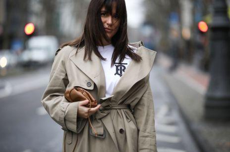 Moda trendy wiosna 2020: trencz na wiosnę