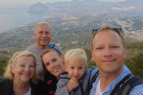 Maciej Stuhr z mamą we wzruszających słowach o opiece nad chorym ojcem