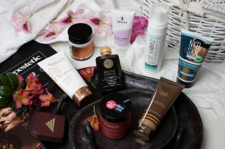 Samoopalacz czy balsam brązujący? 10 kosmetyków, które zapewnią naturalną opaleniznę bez smug