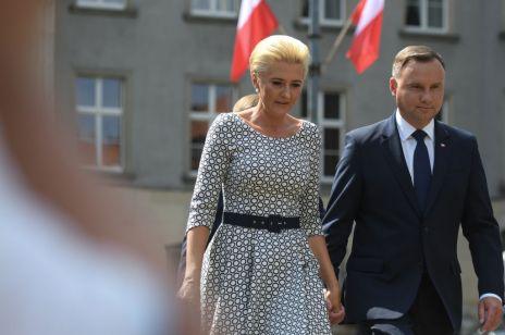 Agata Duda przegrała w sondażu z Jolantą Kwaśniewską