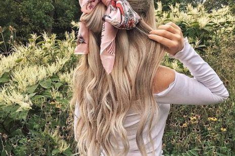 Fryzury z długich włosów na lato 2020