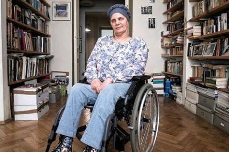 """Janina Ochojska pokonała raka piersi. """"Pokazujesz nam, że życie ma wielką wartość"""" - napisała Agata Młynarska po rozmowie z szefową PAH"""