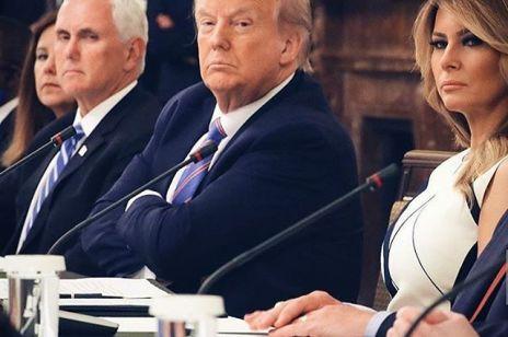 """Narcyzm, seksizm i zakłamanie. Bratanica Donalda Trumpa wydaje książkę o wuju: """"To potwór"""""""
