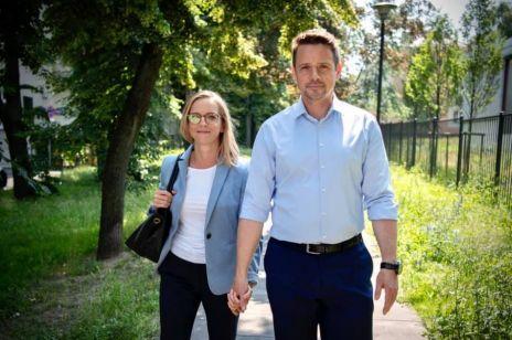 Małgorzata Trzaskowska ma szansę zostać kolejną pierwszą damą. Kim jest żona Rafała Trzaskowskiego?