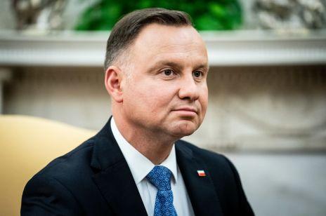 Andrzej Duda o szczepieniach