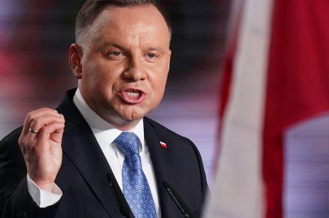Andrzej Duda składa wniosek o zakaz adopcji przez pary jednopłciowe