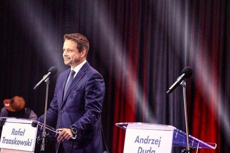 """Debata prezydencka Rafała Trzaskowskiego i Andrzeja Dudy: """"najwyższy poziom absurdu i abstrakcji"""""""