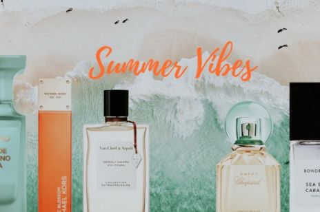 Idealne perfumy na lato 2020. 5 propozycji, dzięki którym przeniesiesz się do raju