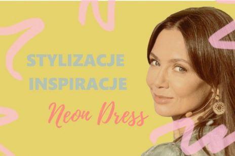 """Kinga Rusin w modnej """"neon dress"""" - to będzie hit lata!"""