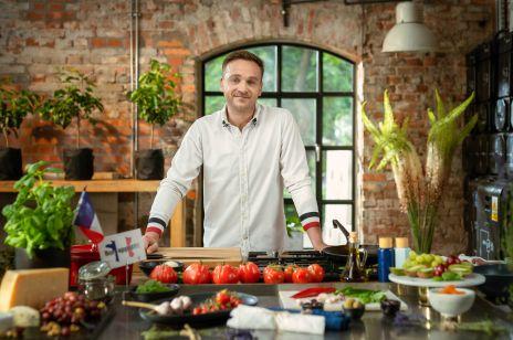 Kulinarna podróż z Pasażami Tesco i Mateuszem Gesslerem